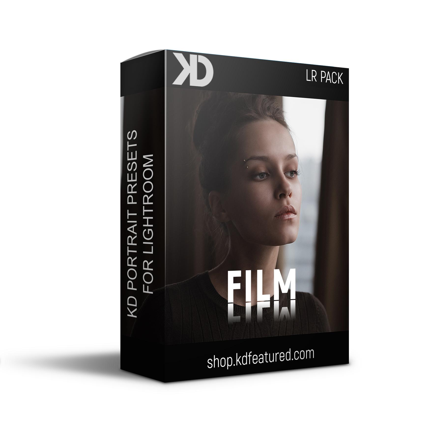 PRESETS PACK FILM